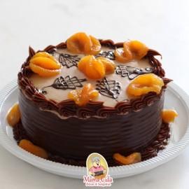 Bolo de Damasco c/ Chocolate Kg