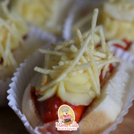 Mini Hot Dog un.