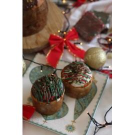 Mini Chocottone Trufado de Brigadeiro 120 gramas