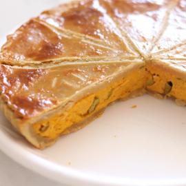 Torta de Frango c/ Requeijão und.