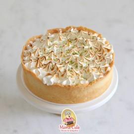 Torta Mousse de Limão (und.)