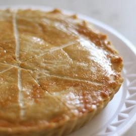 Torta de Carne Louca.